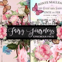 Fairy Journeys Ephemera Pack