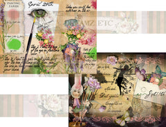 Fairyland Paper Pack 2