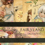 Fairyland Paper Pack 1