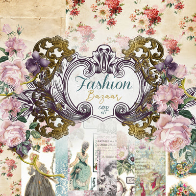 Fashion Bazaar - Card Kit - Digital