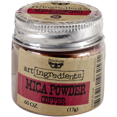 Finnabair Copper Mica Powder