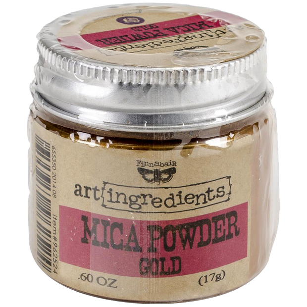 Finnabair Gold Mica Powder