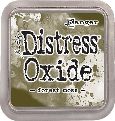 NEW! Distress Oxide - Forest Moss - Tim Holtz/Ranger