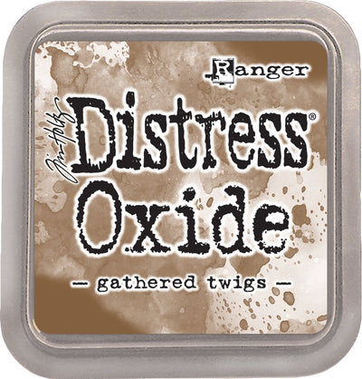 NEW! Distress Oxide - Gathered Twigs - Tim Holtz/Ranger