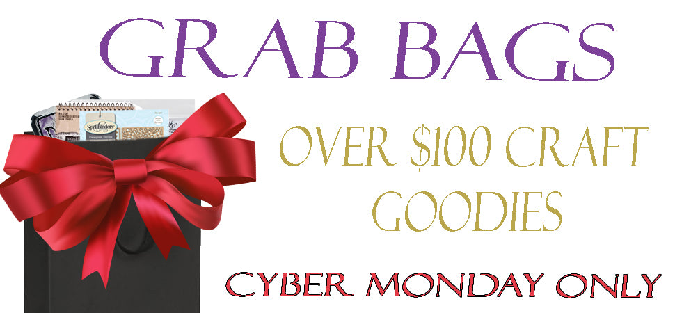GRAB BAG - CYBER MONDAY Special