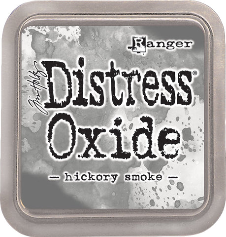 NEW! Distress Oxide - Hickory Smoke - Tim Holtz/Ranger