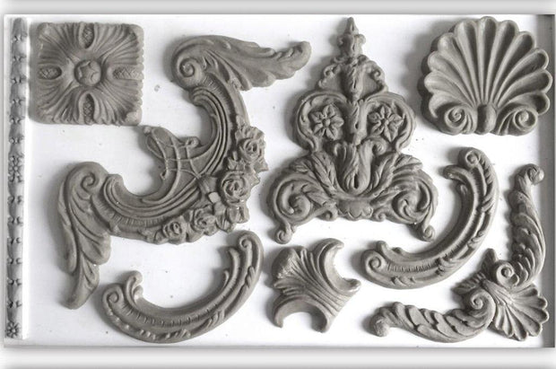 IOD Decor Mould - Iron Orchid Designs - Classic Elements