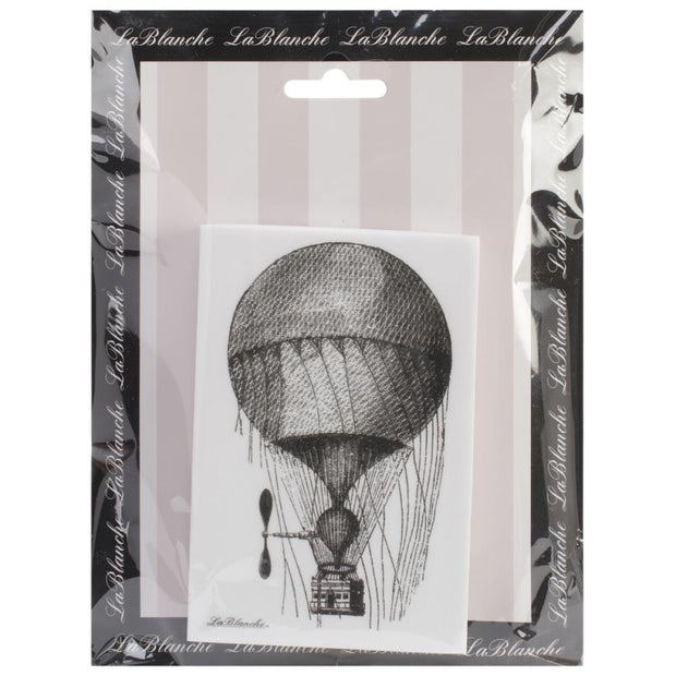 "Lablanche Silicone Stamp - Loose Balloon Stamp - 4.5""X3"""