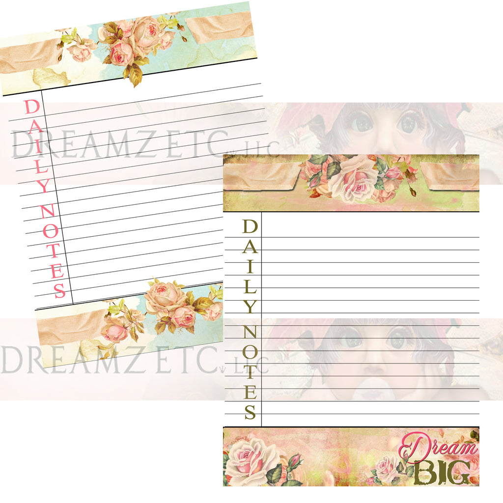 collections of printable paper - photo #17