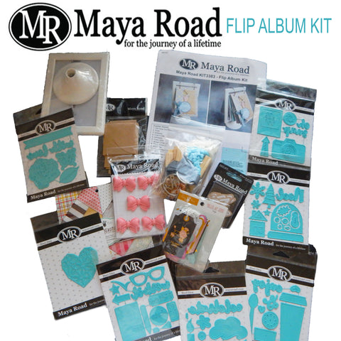 Maya Road Ultimate Calendar Kit - HOT BUY