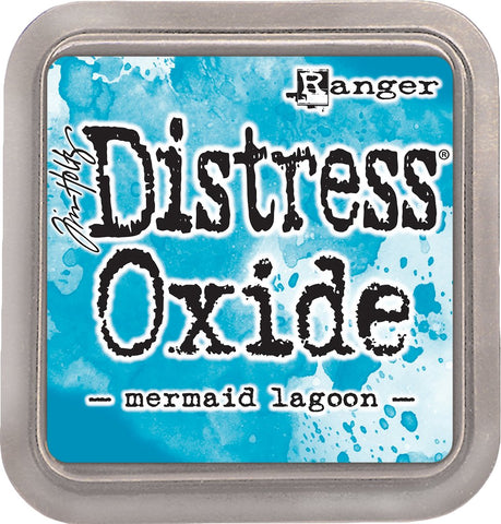 NEW! Distress Oxide - Mermaid Lagoon - Tim Holtz/Ranger