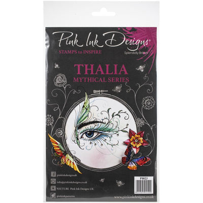 Pink Ink Designs - Thalia - A5 Stamp