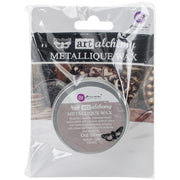 Finnabair Art Alchemy Metallique Wax - Old Silver