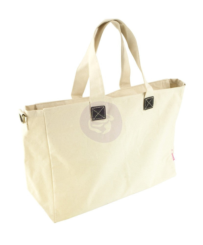 Prima Canvas Tote Bag -  Bloom Collection - Julie Dougherty