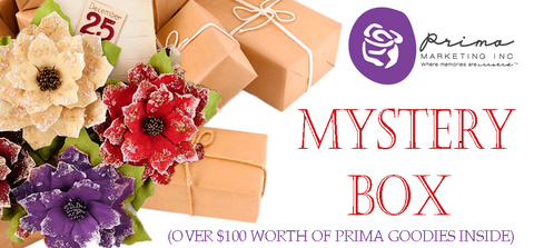 Prima Mystery Box - Black Friday Special