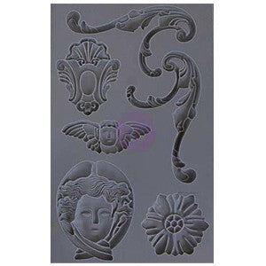 Iron Orchid Designs Vintage Art Decor Mould - Set 1