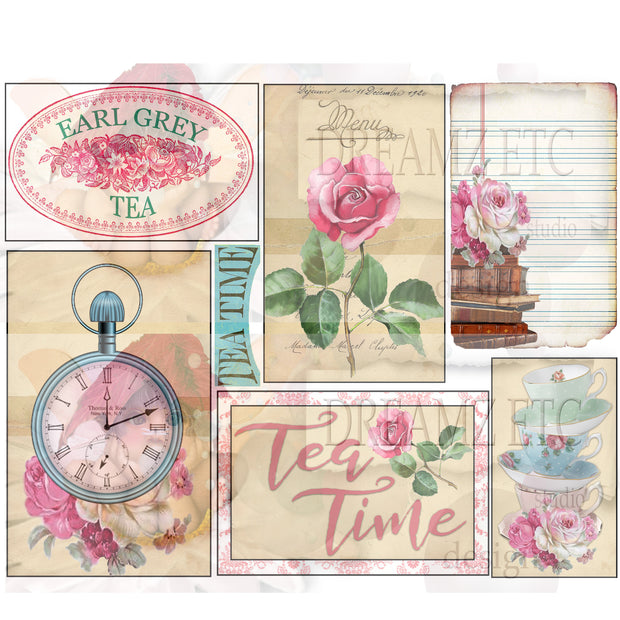 Rose Cafe Digital Collection - Ephemera