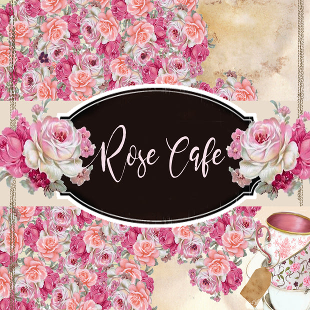 Rose Cafe Digital Collection - Entire Collection