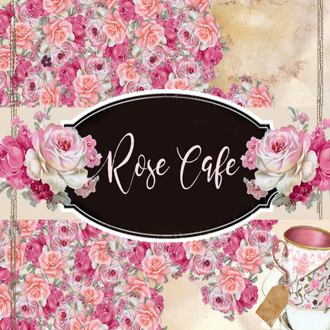 Rose Cafe Digital Collection - Papers
