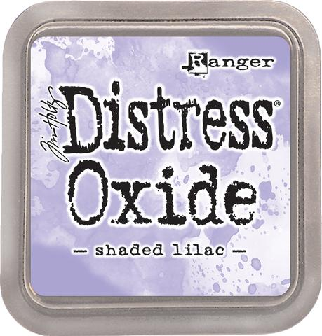 NEW! Distress Oxide - Shaded Lilac - Tim Holtz/Ranger