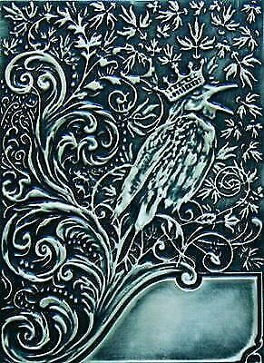 Spellbinders E3D-008 3D M-Bossabilities 'Noble Rook' Embossing Folder