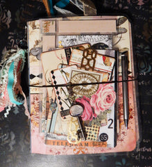 Traveler's Journal - Winged Elements Journal