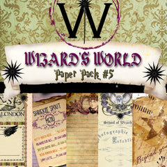 Wizard's World - BUNDLE PACK - Digital - 15 Designs