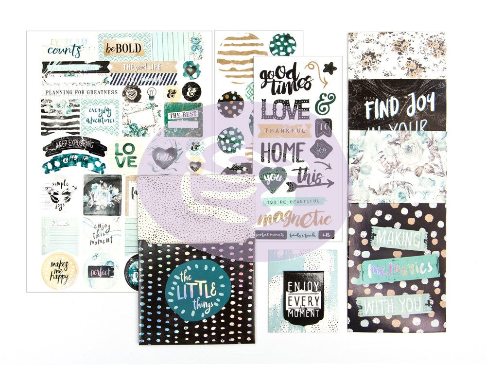 Zella Teal - Planner Goodie Pack