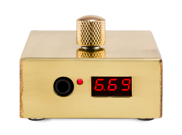 Gold DC Power Supply