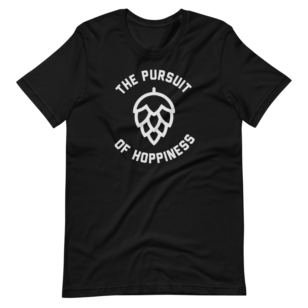 Pursuit Of Hoppiness Short-Sleeve Unisex T-Shirt