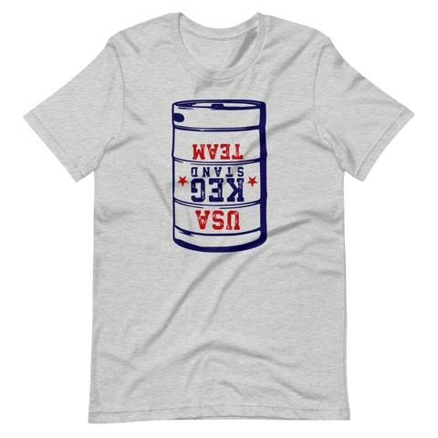 USA Keg Stand Team T-Shirt