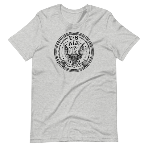 U.S. Of Ale Short-Sleeve Unisex T-Shirt
