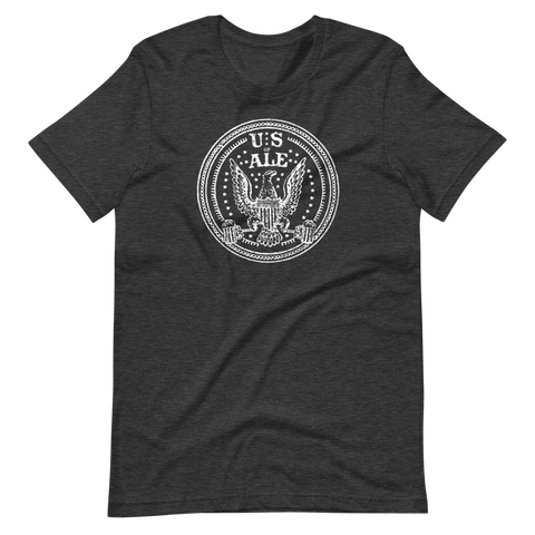 U.S. Of Ale Short-Sleeve Unisex T-Shirt (Dark Colors)