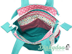 bia bag inside