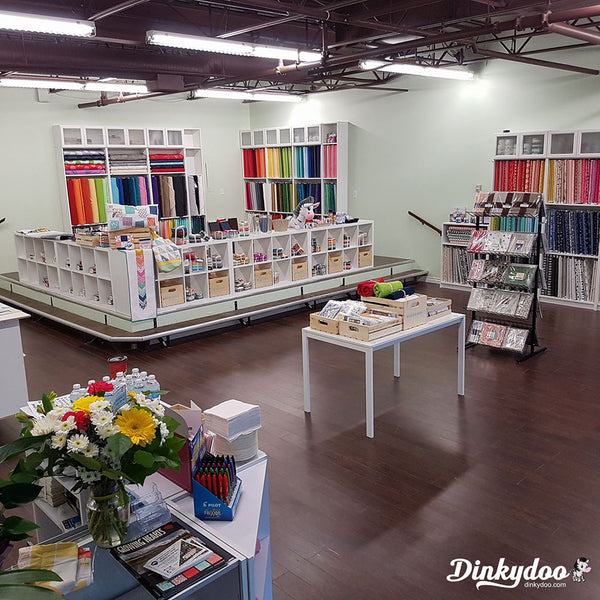 dinkydoo fabrics retail store pitt meadows quilting fabric