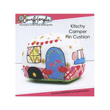 kitschy camper pin cushion kit