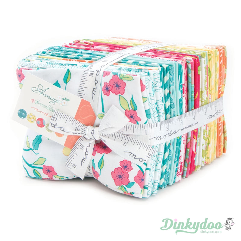 moda acreage fabric collection fat quarter bundle