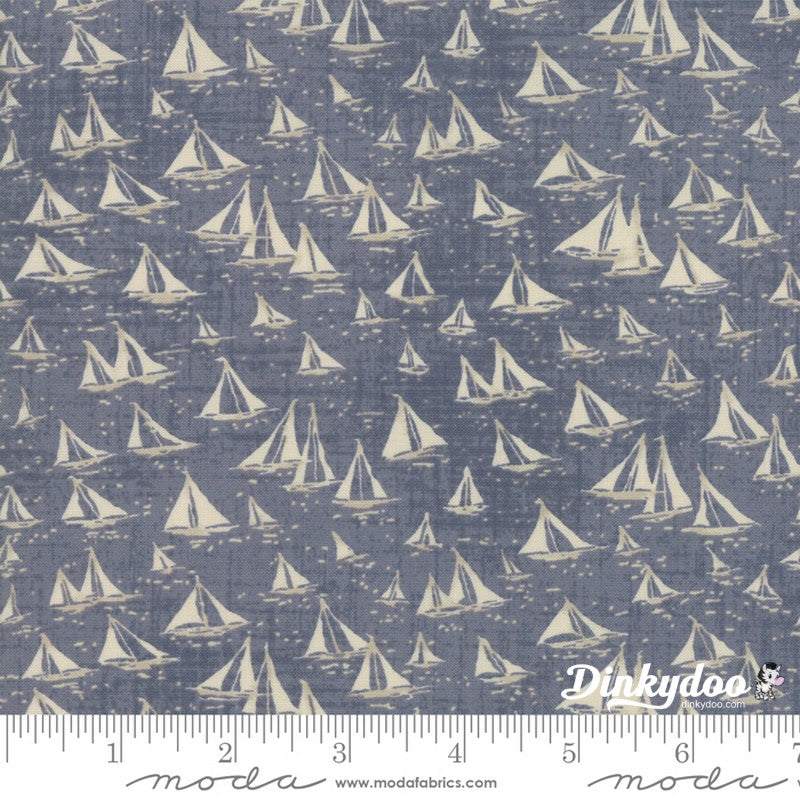 42-10 Precut Fabric Quilt Squares by Janet Clare Ebb and Flow Layer Cake