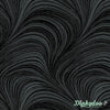 Wave Texture - Black - Benartex