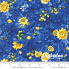 Summer Breeze 2019 - Flower Patch in Navy - Moda