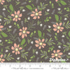 Summer Sweet - Garden Song in Charcoal - Sherri & Chelsi - Moda (Pre-order: January 2020)