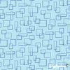 Modern Marks - Boxes Light Blue - 4663-05 - Christa Watson