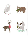 Merriment - Winter Critters Large - Gingiber