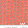 Mighty Machines - Tire Dot Reddish - 49027-18 - Lydia Nelson of Dreamy Quilts