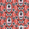 Boo - Ophelia Coral - Cotton + Steel (1/4 Yard)