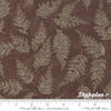Lake Views - Ferns in Brown - Holly Taylor - Moda
