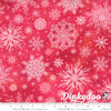 Starflower Christmas - Flurry in Red - Create Joy Project - Moda (Pre-order: Sept 2021)