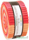 Kona Solids - Blushing Bouquet Jelly Roll - Robert Kaufman