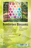 Bumblebee Blossoms Quilt Kit (With Bonus Ruler) V and Co. - Moda (Pre-order: June 2021)