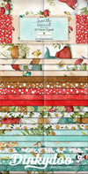 Savor the Gnoment - Jelly Roll - Susan Winget - Wilmington Prints (Pre-order: Feb 2022)